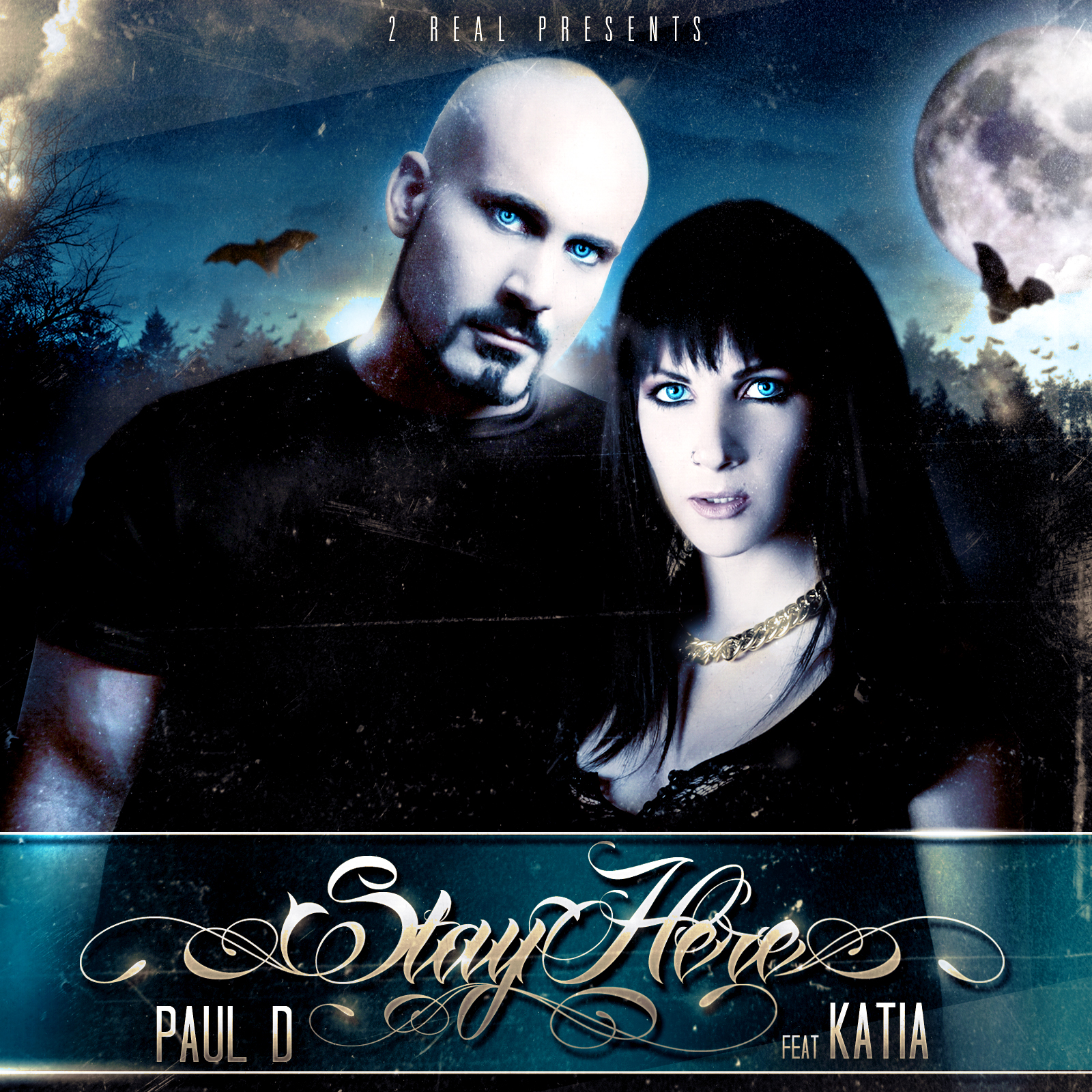 Stay here by Paul D feat Katia