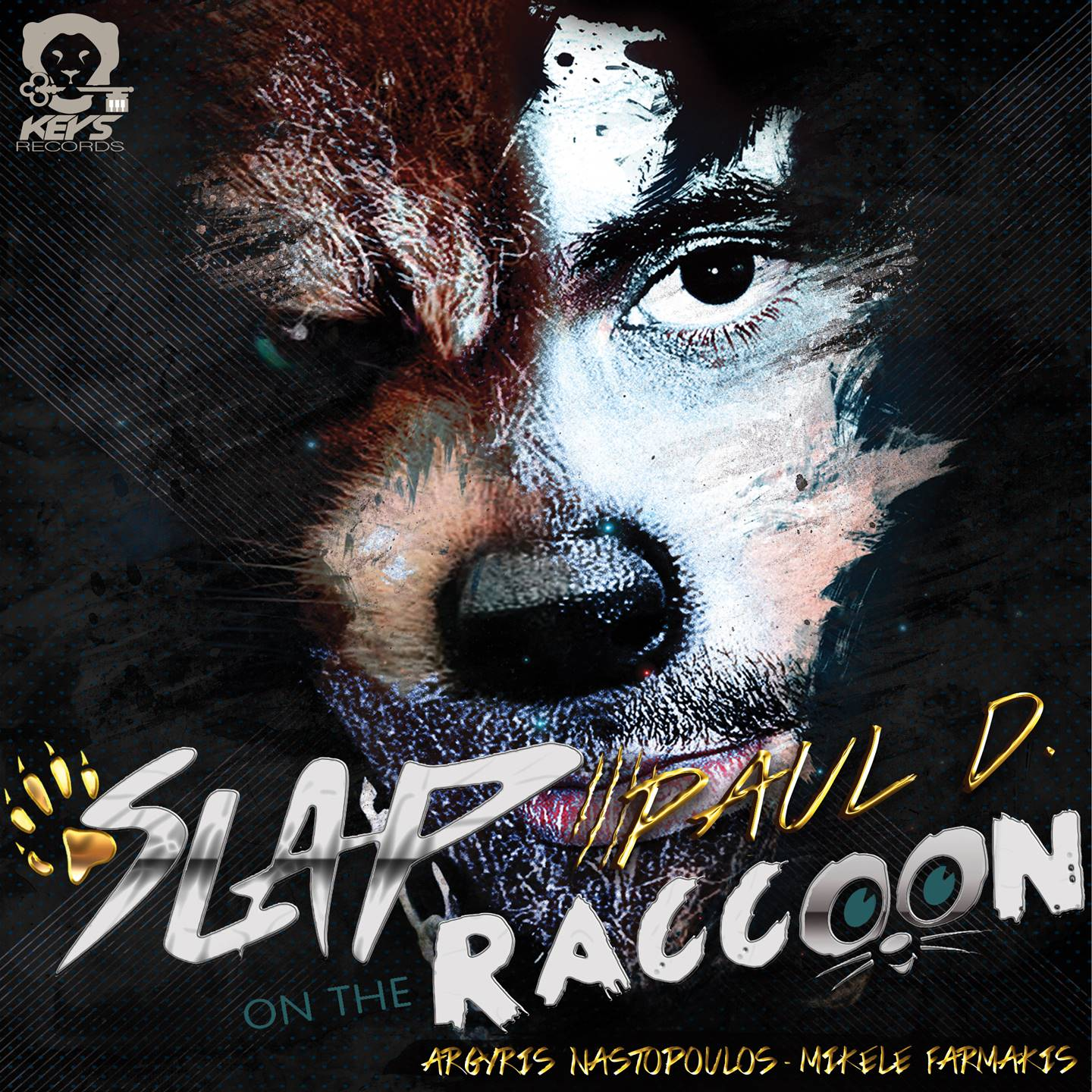 Slap on a Raccoon by Argiris Nastopoulos feat Paul D